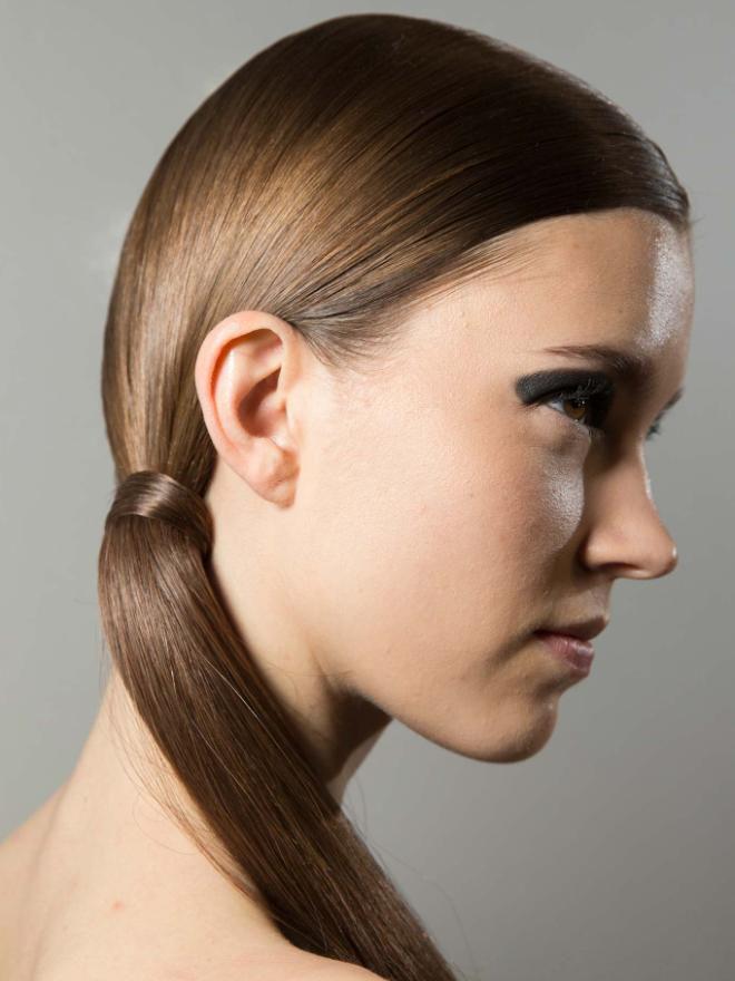 Деловые прически на длинные волосы раз
