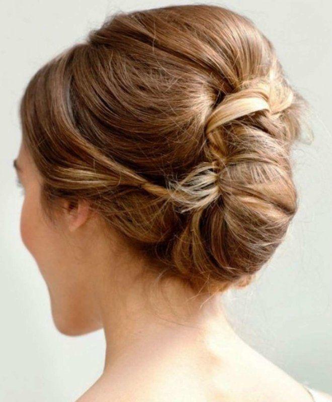 Прически на средние волосы на каждый день раз