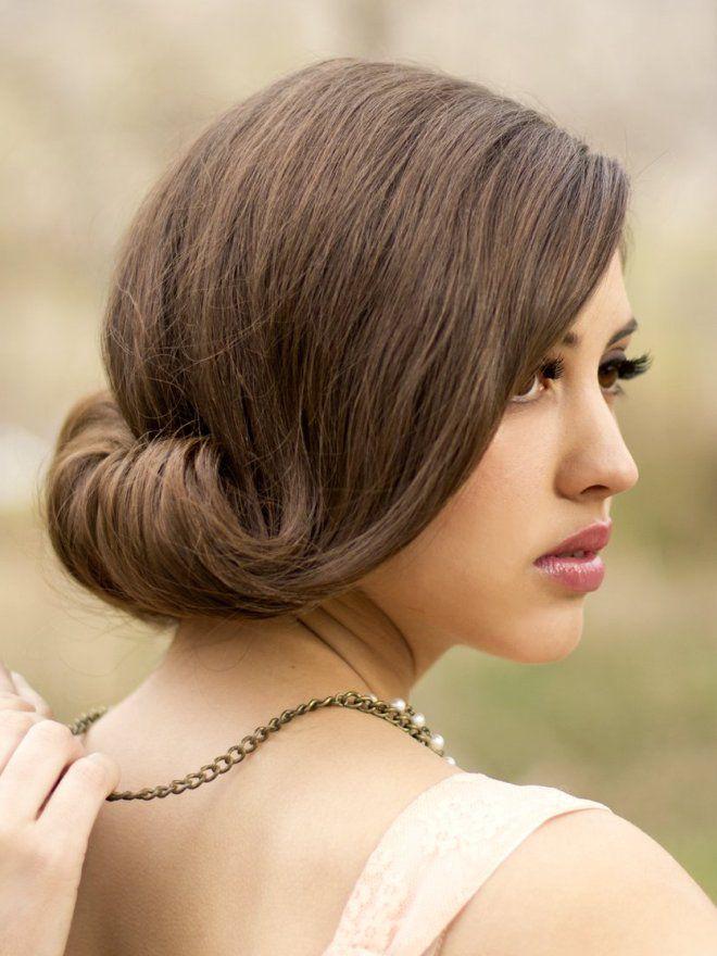 Прически на средние волосы на каждый день три