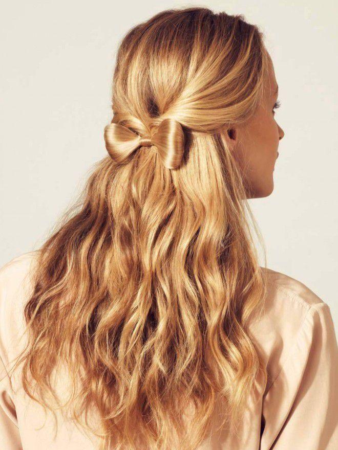 Прически на длинные волосы на каждый день девять