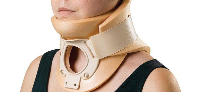 компрессионный перелом шейного отдела позвоночника