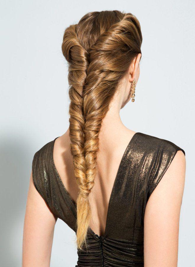 تسريحات الشعر الطويل للشعر كل يوم ستة