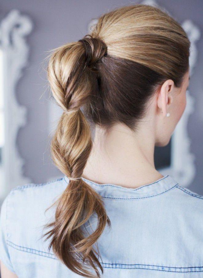قصات الشعر السريعة للشعر الطويل خمسة