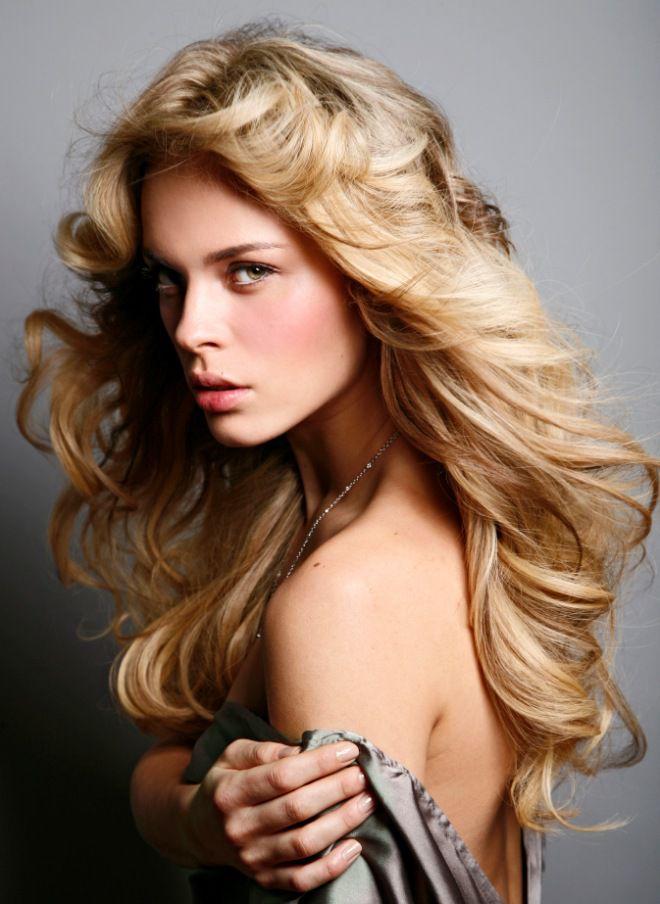كيفية أسلوب مجفف شعر طويل ستة