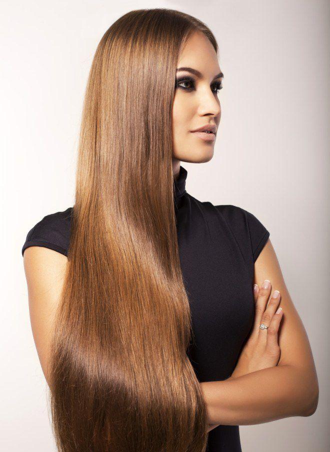 كيفية أسلوب الشعر الطويل مع الحديد اثنين