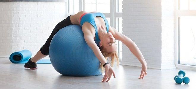 Упражнения при спазмах мышц спины