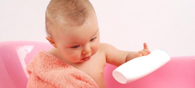 детский шампунь без сульфатов и парабенов список