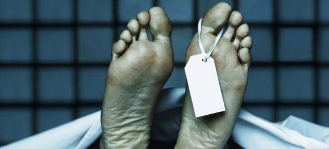 констатация биологической смерти