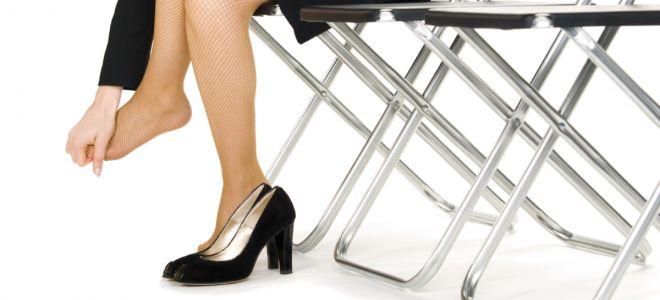 почему возникают трофические язвы на ногах