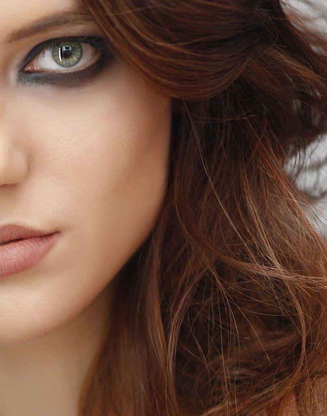 цвет волос для серо зеленых глаз фото информации ведомства