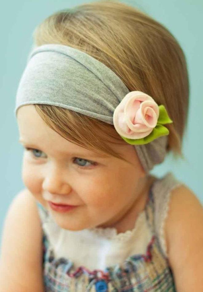 Прически на короткие волосы для девочек раз