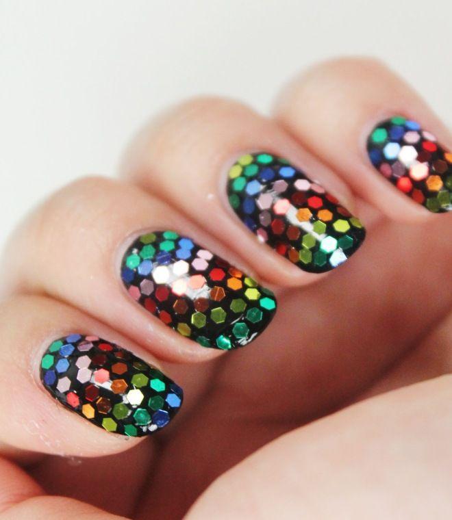 Дизайн с камифубиками на длинные ногти четыре