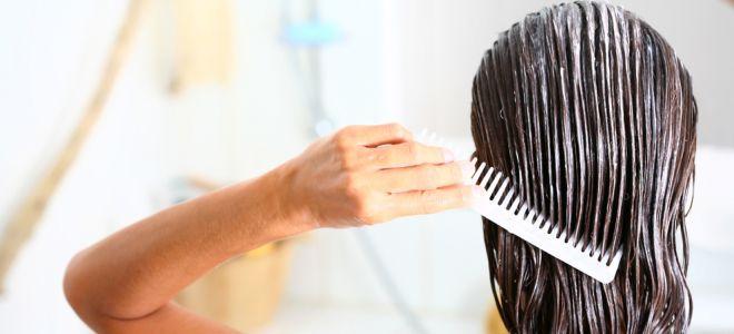 кефир для жирных волос