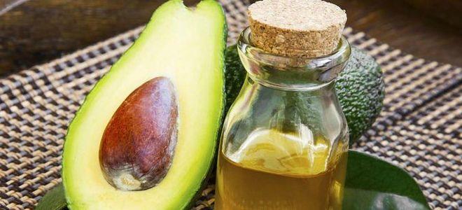 масло авокадо состав