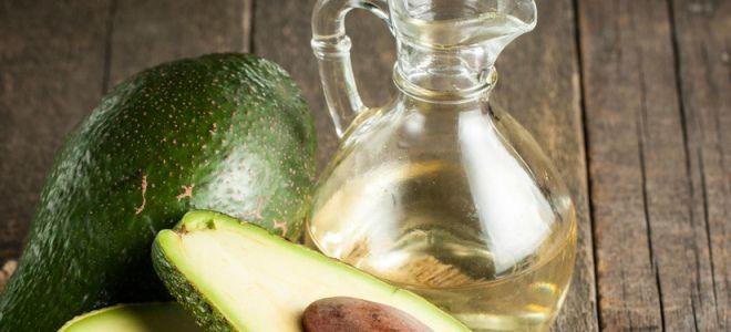 масло авокадо польза и вред