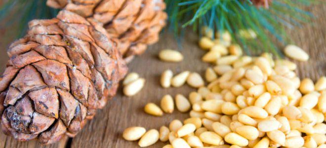 как сделать настойку на кедровых орешках