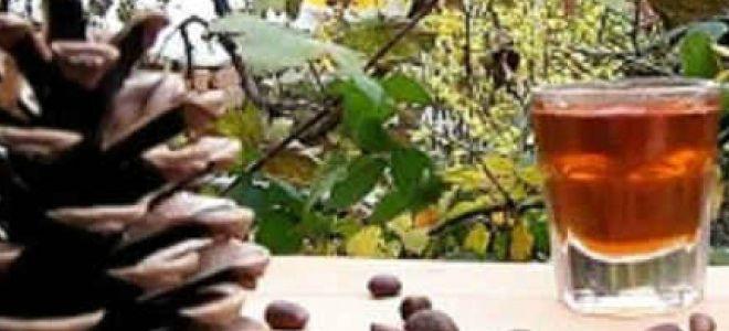 настойка кедровых орешков от давления
