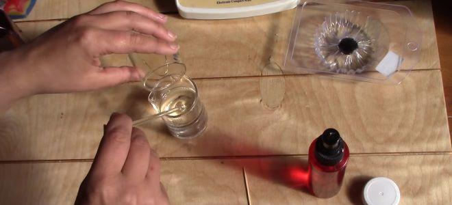 Мыло для жирной кожи своими руками три
