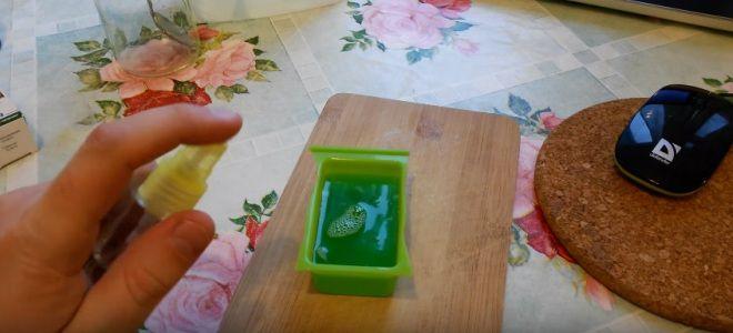 Как сделать мыло пять