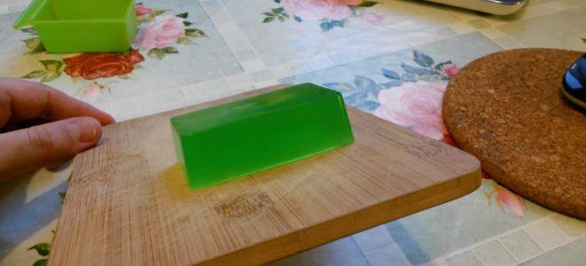 Как сделать мыло шесть