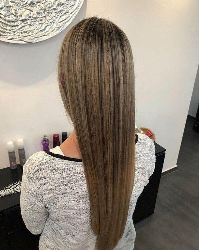 Airtouch окрашивание на свелые волосы четыре