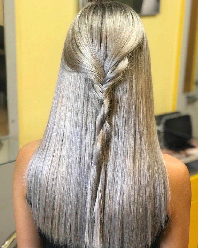 Airtouch техника окрашивания блонд четыре