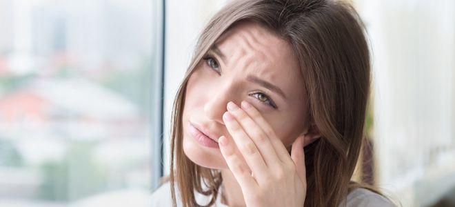 глазные капли от аллергии на цветение