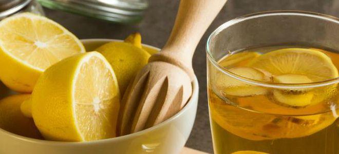 имбирь мед лимон рецепт для иммунитета пропорции