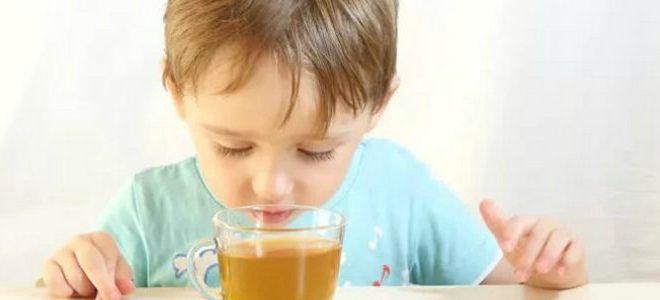 имбирь лимон и мед для иммунитета детям