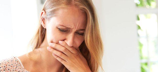 воспаление печени симптомы