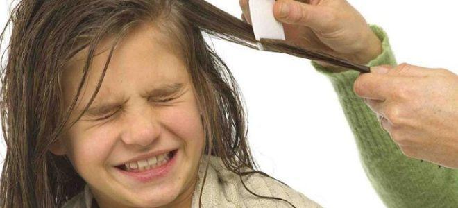 шампунь от вшей для ребенка