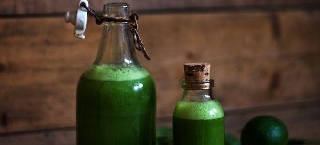 как сохранить сок лопуха