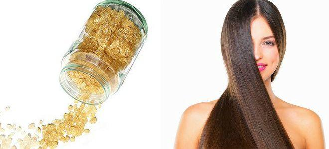 можно ли ламинировать волосы желатином