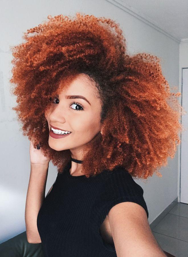 Афро кудри на средние волосы четыре