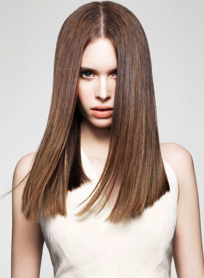 длинные ровные волосы фото находилась