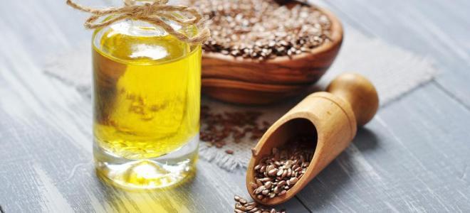 Льняное масло для волос применение