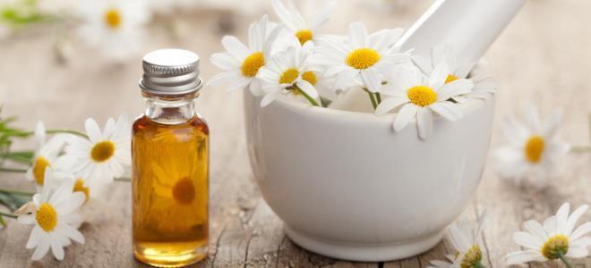 как сделать ромашковое масло в домашних условиях