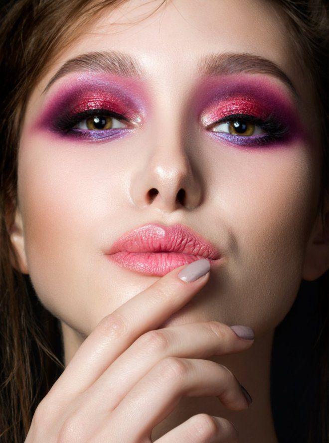 Идеи макияжа для фотосессии раз