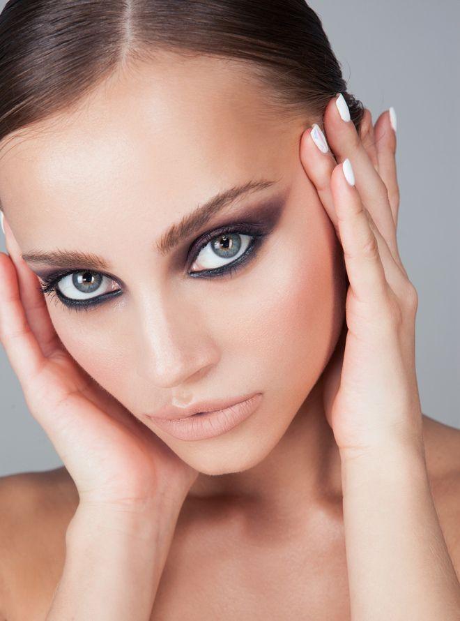 Идеи макияжа для фотосессии два