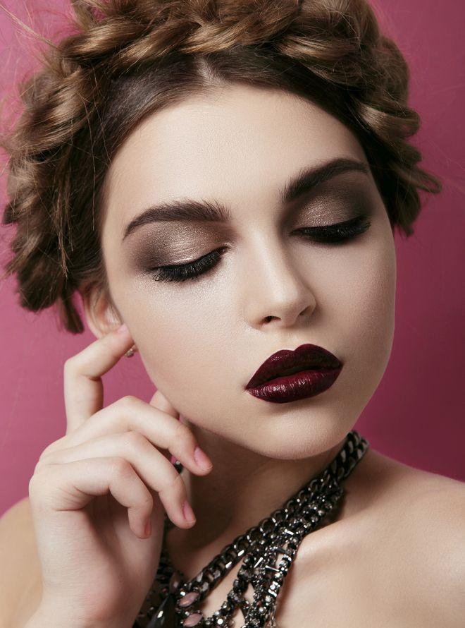 Идеи макияжа для фотосессии три