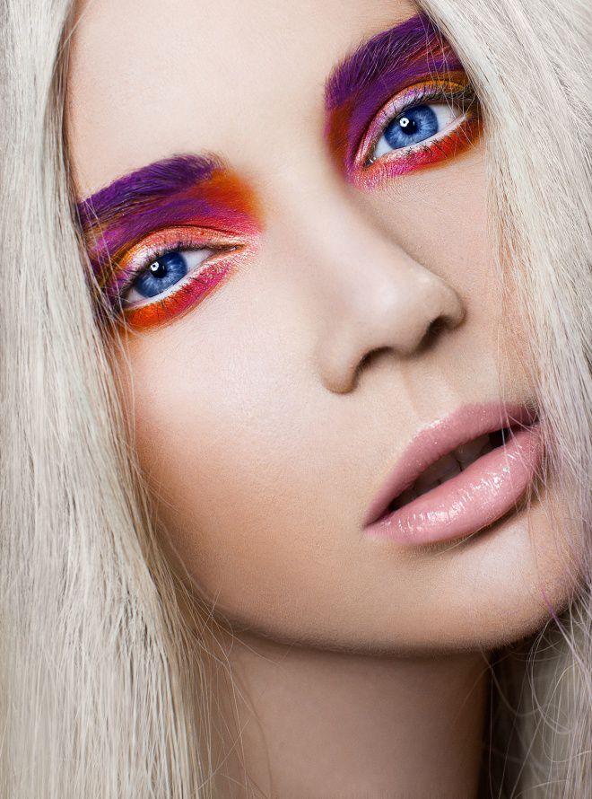 Идеи макияжа для фотосессии пять