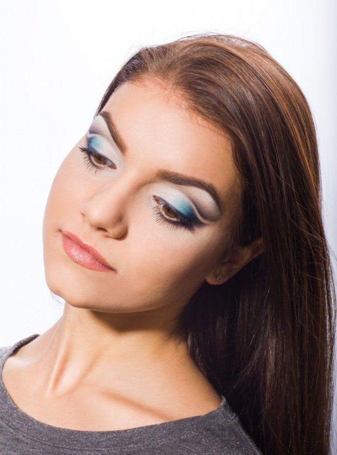 Идеи макияжа для фотосессии восемь