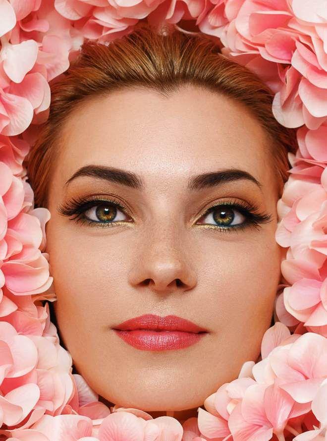 Идеи макияжа для фотосессии девять