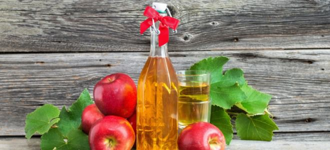 Как приготовить яблочный уксус