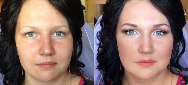 Омолаживающий макияж кому за 30 раз