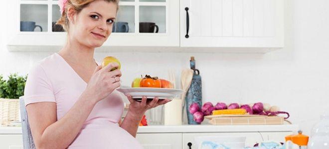 чем полезна хурма для беременных женщин