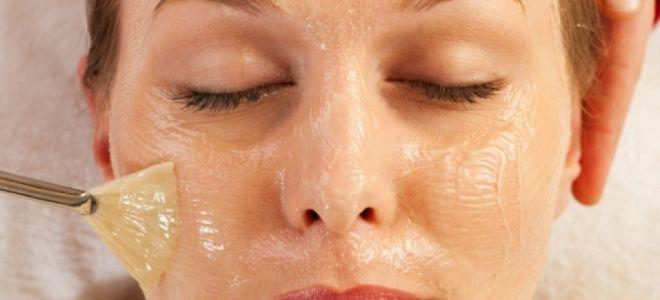 Пилинг для комбинированной кожи