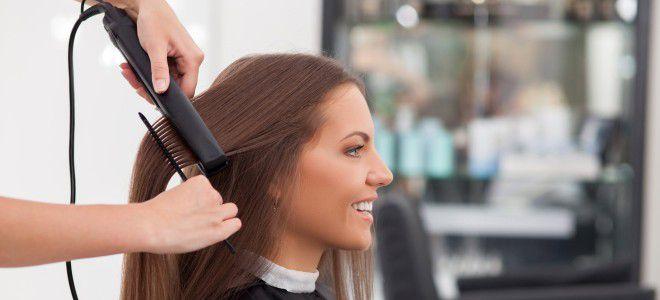درمان کراتین مو