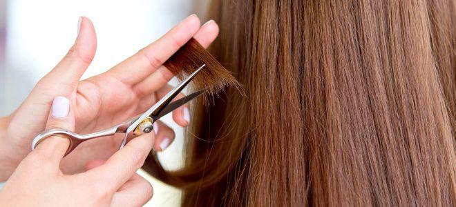 Traitement des cheveux fendus