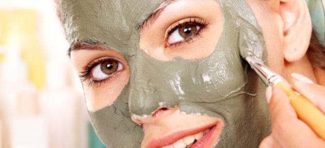 маски от закрытых комедонов